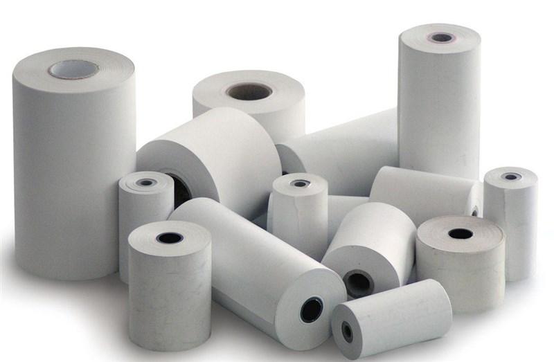 رول کاغذ حرارتی فیش پرینتر
